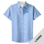 LS508 - P274EO05Polo - EMB - Ladies Short Sleeve Easy Care Shirt